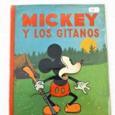 Tebeos: MICKEY Y LOS GITANOS SATURNINO CALLEJA EJEMPLAR Nº 10 (1ª EDICIÓN). Lote 216678853