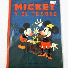 Tebeos: MICKEY Y EL TESORO SATURNINO CALLEJA EJEMPLAR Nº 13 (1ª EDICIÓN). Lote 216679102