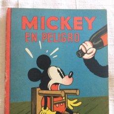 Tebeos: N° 11 AVENTURAS DE MICKEY - ED SATURNINO CALLEJA - 1936 ILUSTRACIONES DE WALT DISNEY - BUEN ESTADO. Lote 217438750