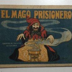 Tebeos: CUENTOS DE CALLEJA EN COLORES 5ª SERIE: EL MAGO PRISIONERO - EDITORIAL SATURNINO CALLEJA.. Lote 224726336