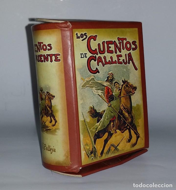 LOS CUENTOS DE CALLEJA: 12 CUENTOS DE ORIENTE - MADRID 1901 - ENVÍO GRATIS PENÍNSULA (Tebeos y Comics - Calleja)