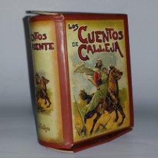 Tebeos: LOS CUENTOS DE CALLEJA: 12 CUENTOS DE ORIENTE - MADRID 1901 - ENVÍO GRATIS PENÍNSULA. Lote 226365010