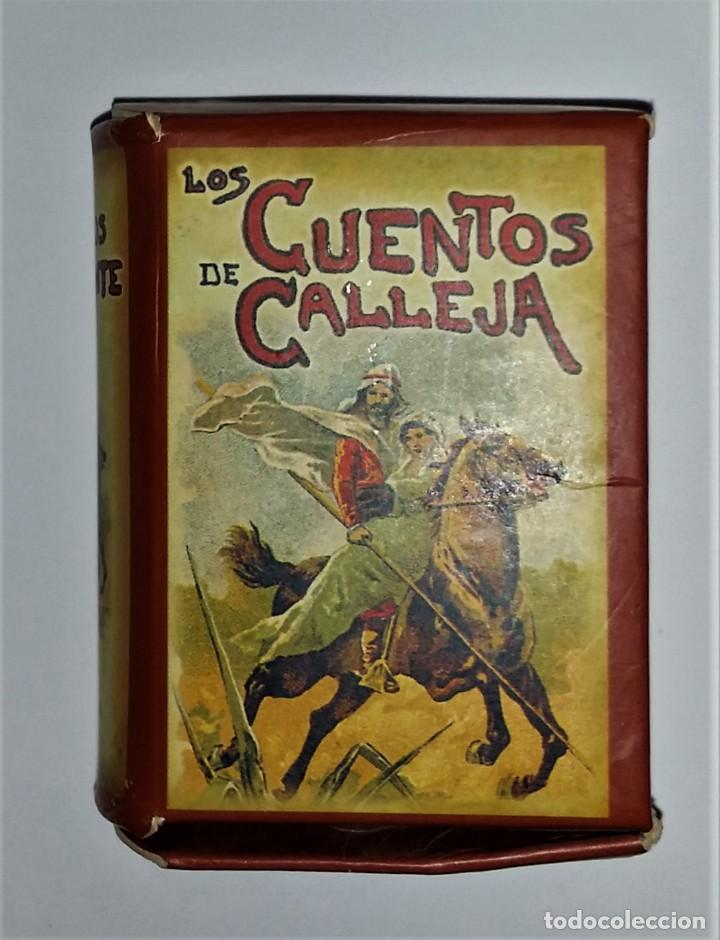 Tebeos: Los cuentos de Calleja: 12 Cuentos de Oriente - Madrid 1901 - Envío gratis Península - Foto 2 - 226365010