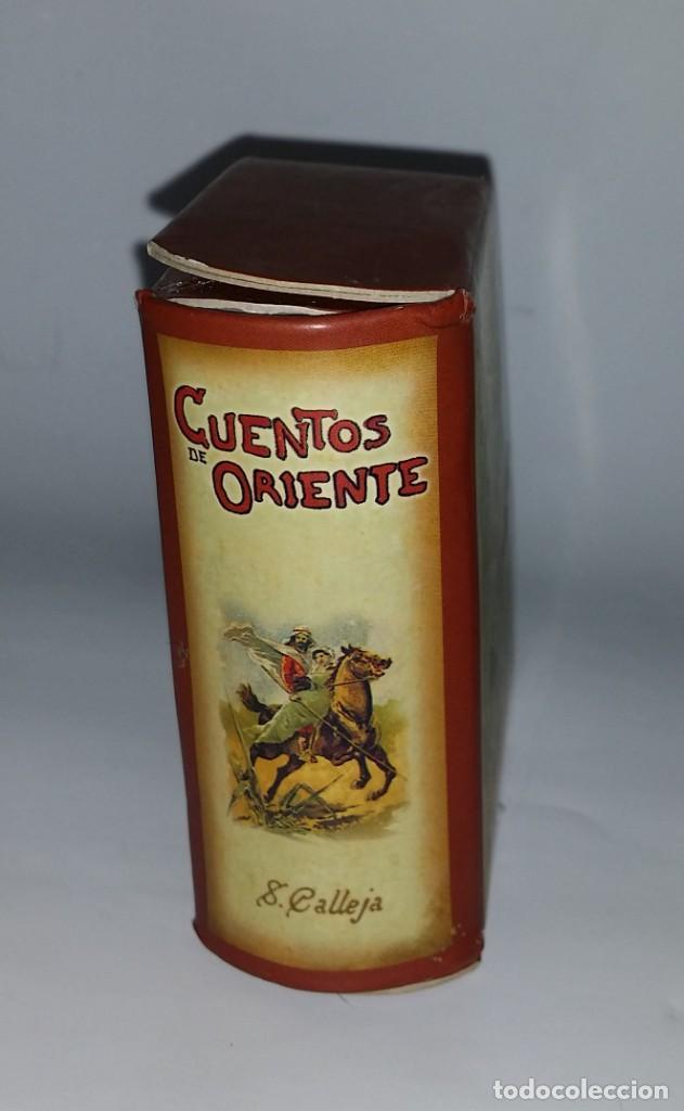 Tebeos: Los cuentos de Calleja: 12 Cuentos de Oriente - Madrid 1901 - Envío gratis Península - Foto 3 - 226365010