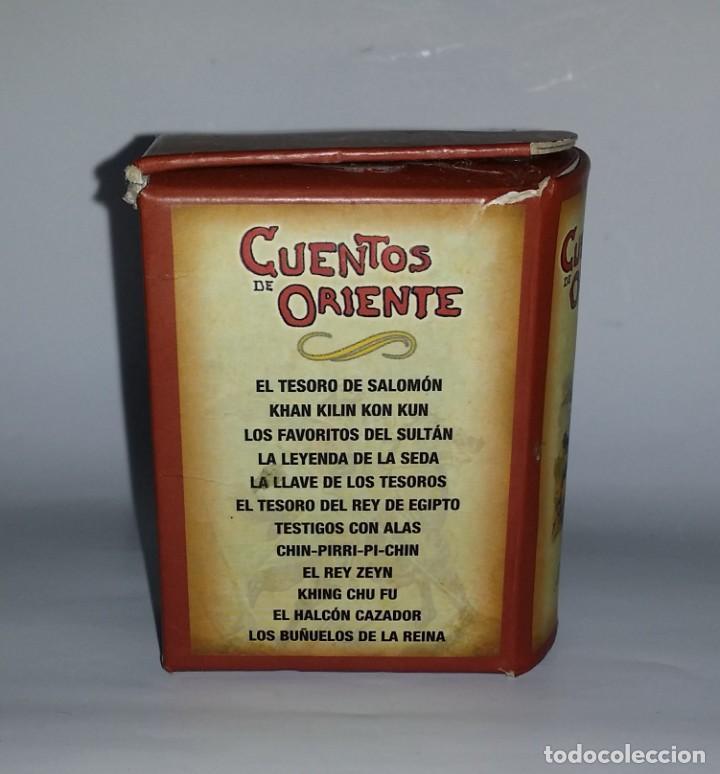 Tebeos: Los cuentos de Calleja: 12 Cuentos de Oriente - Madrid 1901 - Envío gratis Península - Foto 5 - 226365010