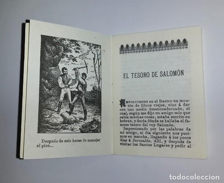 Tebeos: Los cuentos de Calleja: 12 Cuentos de Oriente - Madrid 1901 - Envío gratis Península - Foto 9 - 226365010