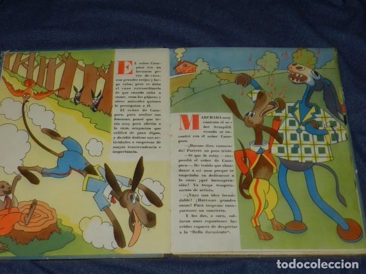 Tebeos: EL BURRO LISTO , BIBLIOTECA DEL BEBE , EDT. SATURNINO CALLEJA , MADRID , ILUSTRADO POR HORTELANO - Foto 4 - 228008720