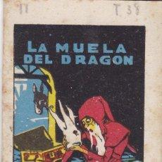 Tebeos: CUENTOS DE CALLEJA -SERIE II TOMO 38 LA MUELA DEL DRAGON - SATURNINO CALLEJA S.A.. MED.7X 5 CM.. Lote 244734830