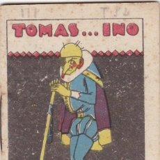 Livros de Banda Desenhada: CUENTOS DECALLEJA -SERIE III TOMO 52 TOMAS...INO - SATURNINO CALLEJA S.A.. MED. 7X 5 CM.. Lote 231517680