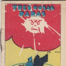 Livros de Banda Desenhada: CUENTOS DECALLEJA -SERIE III TOMO 56 TRES COSAS RARAS - SATURNINO CALLEJA S.A.. MED. 7X 5 CM.. Lote 231518395