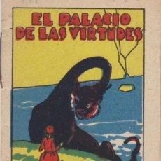 Livros de Banda Desenhada: CUENTOS DECALLEJA -SERIE III TOMO 59 ELPALACIO DE LAS VIRTUDES SATURNINO CALLEJA S.A.. MED. 7X 5 CM.. Lote 231518935
