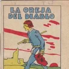 Livros de Banda Desenhada: CUENTOS DECALLEJA -SERIE IV TOMO 65 LA OREJA DEL DIABLO SATURNINO CALLEJA S.A.. MED. 7X 5 CM.. Lote 231551355