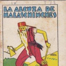 Tebeos: CUENTOS DECALLEJA -SERIE IV TOMO 78 LA ALCUZA DE MALASCHINCHES- SATURNINO CALLEJA S.AMED. 7X 5 CM.. Lote 244735835