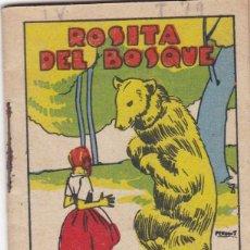 Livros de Banda Desenhada: CUENTOS DECALLEJA -SERIE IV TOMO 79 ROSITA DEL BOSQUE - SATURNINO CALLEJA S.AMED. 7X 5 CM.. Lote 231552050