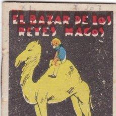 Livros de Banda Desenhada: CUENTOS DECALLEJA -SERIE XI TOMO 207 EL BAZAR DE LOS REYES MAGOS- SATURNINO CALLEJAS .AMED. 7X 5 CM.. Lote 231552150