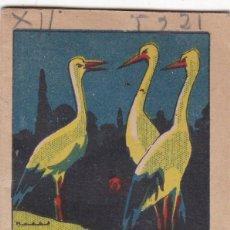 Livros de Banda Desenhada: CUENTOS DECALLEJA -SERIE XII TOMO 221 LAS TRES GRULLAS- SATURNINO CALLEJAS .AMED. 7X 5 CM.. Lote 231552525