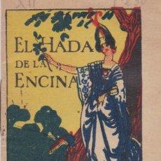 Tebeos: CUENTOS DECALLEJA -SERIE XII TOMO 230 EL HADA DE LA ENCINA - SATURNINO CALLEJAS .AMED. 7X 5 CM.. Lote 244737645