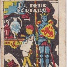 Tebeos: CUENTOS DECALLEJA -SERIE XII TOMO 231 EL DEDO CORTADO - SATURNINO CALLEJAS .AMED. 7X 5 CM.. Lote 244737310