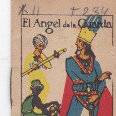 Tebeos: CUENTOS DECALLEJA -SERIE XII TOMO 234 EL ANGEL DE LA GUARDA - SATURNINO CALLEJAS .AMED. 7X 5 CM.. Lote 244737935
