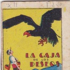 Livros de Banda Desenhada: CUENTOS DECALLEJA -SERIE XII TOMO 240 LA CAJA DE LOS DESEOS - SATURNINO CALLEJAS .AMED. 7X 5 CM.. Lote 231553530