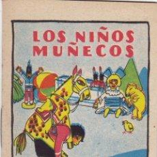 Tebeos: CUENTOS DE CALLEJA -SERIE XII TOMO 226 LOS NIÑOS MUÑECOS - SATURNINO CALLEJAS MED.10 X 7 CM.. Lote 231804190