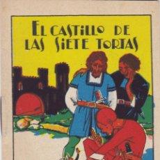 Tebeos: CUENTOS DE CALLEJA -SERIE XII TOMO 227 EL CASTILLO DE LAS SIETE TORTAS SATUR. CALLEJAS 10 X 7 CM.. Lote 231804525
