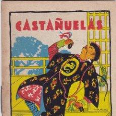 Tebeos: CUENTOS DE CALLEJA -SERIE XII TOMO 230 CASTAÑUELAS SATURNINO. CALLEJAS MED. 10 X 7 CM.. Lote 231804935