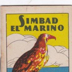 Tebeos: CUENTOS DE CALLEJA -SERIE XII TOMO 232 SIMBAD EL MARINO -SATURNINO. CALLEJAS MED. 10 X 7 CM.. Lote 231805185