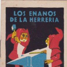 Tebeos: CUENTOS DE CALLEJA -SERIE XII TOMO 235 LOS ENANOS DE LA HERRERIA -SATURNINO. CALLEJAS MED.10 X 7 CM.. Lote 231805660