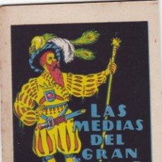 Tebeos: CUENTOS DE CALLEJA -SERIE XII TOMO 236 LAS MEDIAS DEL GRAN DUQUE -SATURNINO. CALLEJAS MED.10 X 7 CM.. Lote 231805790