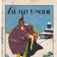 Tebeos: CUENTOS DE CALLEJA -SERIE XII TOMO 239 LAS TRES SONRISAS -SATURNINO. CALLEJAS MED.10 X 7 CM.. Lote 231849485