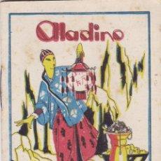 Tebeos: CUENTOS DE CALLEJA -SERIE XIII TOMO 244 ALADINO -SATURNINO.CALLEJAS MED.10 X 7 CM.. Lote 231850720