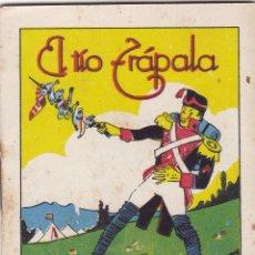 Tebeos: CUENTOS DE CALLEJA -SERIE XIII TOMO 248 EL TIO TRAPALA -SATURNINO.CALLEJAS MED.10 X 7 CM.. Lote 231850935