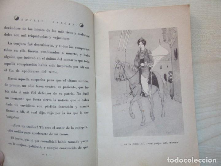 Tebeos: Un héroe persa Emilio Salgari La novelita Ed Saturnino Calleja 1935 - Foto 3 - 234895650