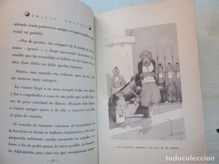 Tebeos: Un héroe persa Emilio Salgari La novelita Ed Saturnino Calleja 1935 - Foto 5 - 234895650