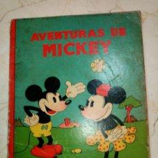 Tebeos: AVENTURAS DE MICKEY 1933 SATURNINO CALLEJA N1. Lote 236653165