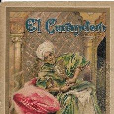 """Tebeos: CUENTO DE SATURNINO CALLEJA """"EL CURANDERO"""". Lote 237690605"""