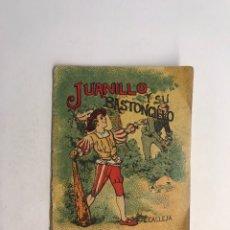 Tebeos: CUENTOS CALLEJA. JUANILLO Y SU BASTONCILLO SERIE V, TOMO 82 (H.1936). Lote 244696180