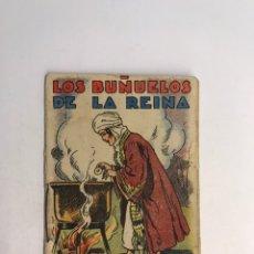 Tebeos: CUENTOS CALLEJA. LOS BUÑUELOS DE LA REINA. SERIE VIII, TOMO 257 (H.1940?). Lote 244696445