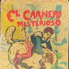 Tebeos: CUENTO DE CALLEJA. SERIE IV. Nº 75.EL CARNERO MISTERIOSO. MEDIDA: 7 X 5 CM.. Lote 271357518