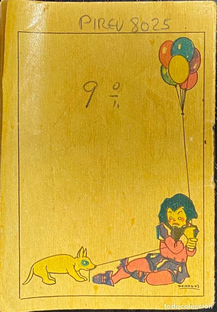 Tebeos: CUENTO DE CALLEJA. SERIE III. N.º 49. LA CAJA DE CERILLAS. MEDIDA: 8X10,5 CM - Foto 2 - 271634118