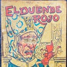 Tebeos: CUENTOS DE CALLEJA. EL DUENDE ROJO. SERIE V. TOMO 98. 7X5CM. Lote 272251898