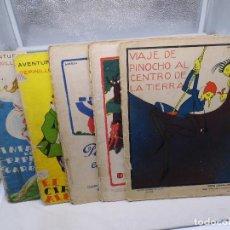 Livros de Banda Desenhada: CUENTOS SATURNINO CALLEJA A COLOR LOTE DE 5. Lote 275706283