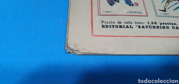 Tebeos: PINOCHO SHERLOCK HOLMES , CALLEJA 1930 - Foto 4 - 287915013