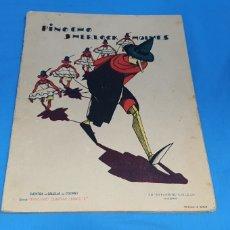 Tebeos: PINOCHO SHERLOCK HOLMES , CALLEJA 1930. Lote 287915013