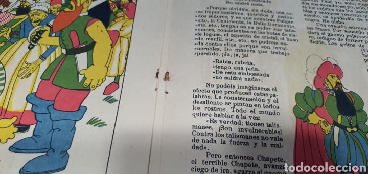 Tebeos: CHAPETE EN GUERRA CON EL PAIS DE LA FANTASIA , CALLEJA AÑOS 30 - Foto 4 - 287917998