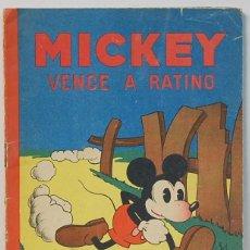 Livros de Banda Desenhada: MIKEY VENCE A RATINO - SATURNINO CALLEJA. Lote 292137358