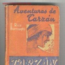 Tebeos: TARZÁN EN LA SELVA DE 1927. DE EDGAR RICE BURROUGHS. Lote 27177591