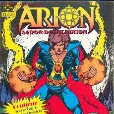 Tebeos: ARION (SEÑOR DE ATLANTIDA) Nº 1 AL 5 (5 NUMEROS RETAPADOS EN UN VOLUMEN).... Lote 24774422