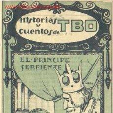 Tebeos: HISTORIAS Y CUENTOS DE TBO, Nº. 52. Lote 22319775